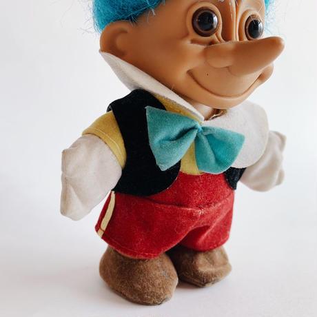 VTG Mexican Pinocchio troll