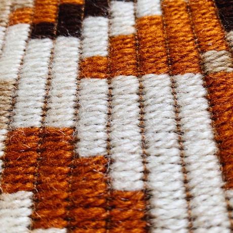 Jacquard fringe place mat