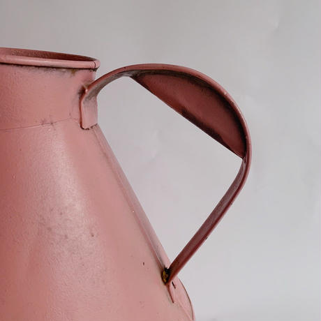 VTG Giant metal milk jar