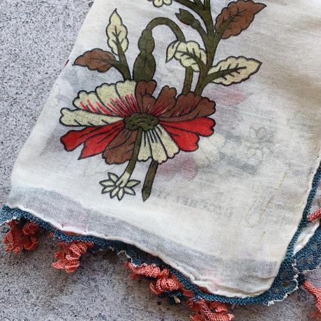 VTG Turkish Eneoya scarf / Cream