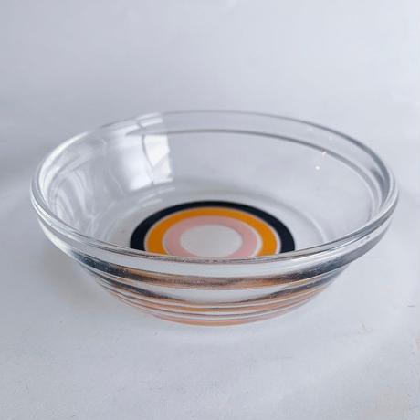 "VTG ""Piere Cardin"" glass bowl"