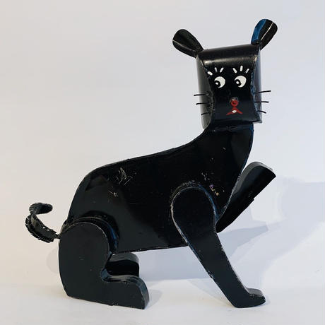 African tinplate cat / Black