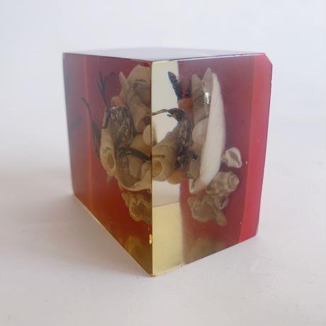VTG Shell resin cube