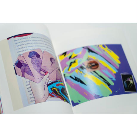 """YUFI YAMAMOTO Art Book  """"What Once Was""""   INHERIT GALLERY + TANG DENG 2021 """