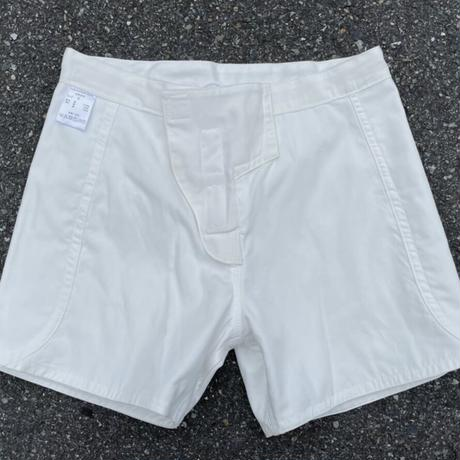 INHERIT BY SADE Traditional board shorts White