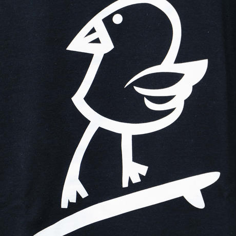 "DISKAH ""KILLY BIRD"" T-shirt BLACK"