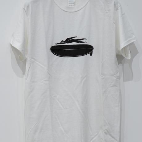 YACHIYO KATSUYAMA T-shirt WHITE