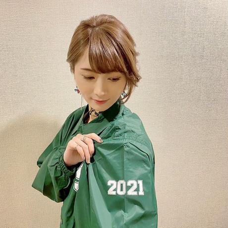 ⭐️在庫限り‼︎ ¥2,000 OFF!!!!!!!【その他】Ayasaオリジナルコーチジャケット(5) [2021ver・アイビーグリーン]