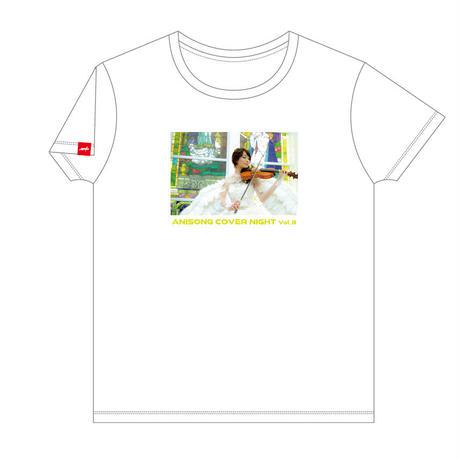 《⚡️¥3,000⚡️》🍉SUMMER SALE!💰¥1,000 OFF!!!!!!!【Tシャツ】ANISONG COVER NIGHT Vol.3ジャケットTシャツ