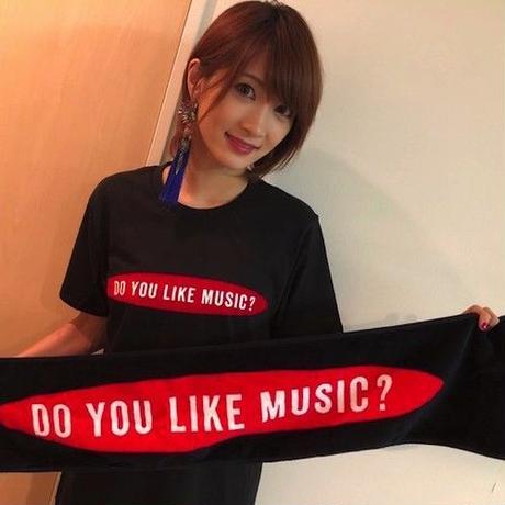 【タオル】DO YOU LIKE MUSIC? タオル