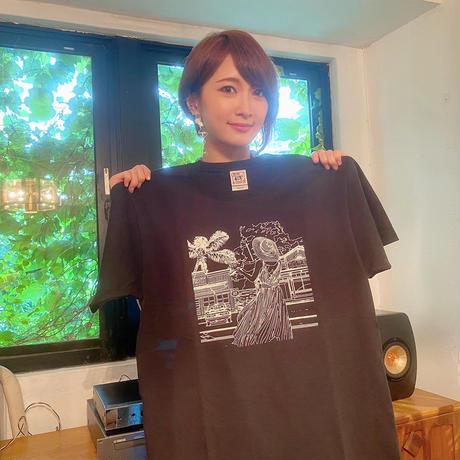 【Tシャツ】J-POP COVERNIGHT Vol.1 ジャケットTシャツ (モノクロ)