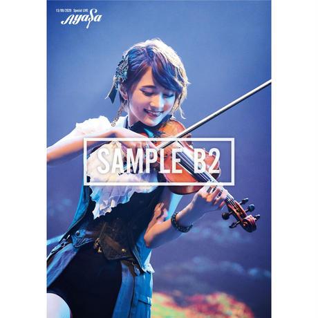 【その他】Ayasa Special LIVE ポスターセット