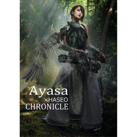 【その他】Ayasa×HASEO 「CHRONICLE」【アートブック】
