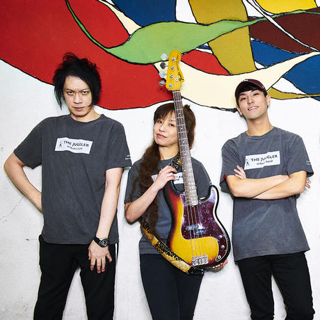 【Tシャツ】「THE JUGGLER (tribute band)」
