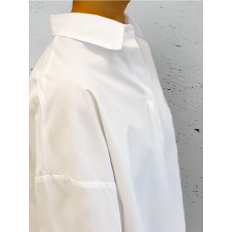 diploa   OVERSIZED SHIRT   White
