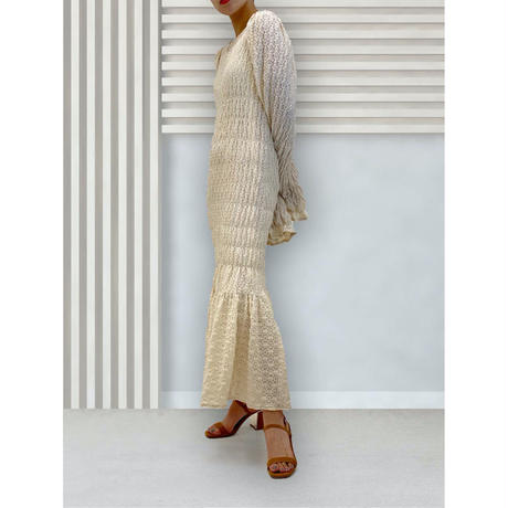 diploa   FITTED  DRESS   Ivory