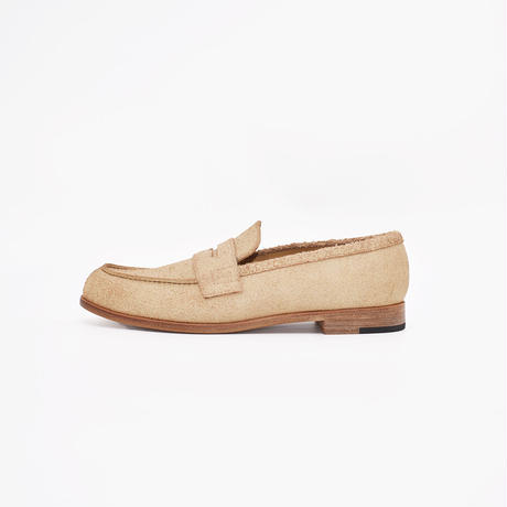Loafers  Cracking Beige