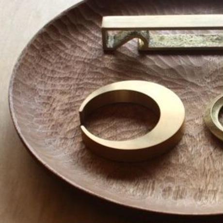 真鍮 栓抜き(三日月)【二上】