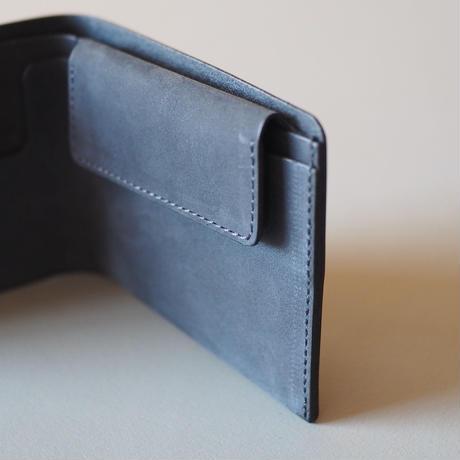 二つ折り財布| 収める納まる #銀スリ