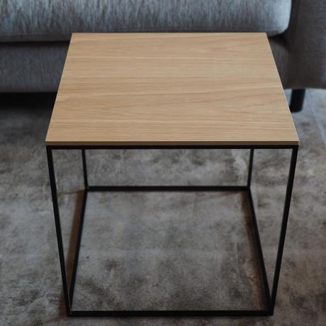 サイドテーブル オーク
