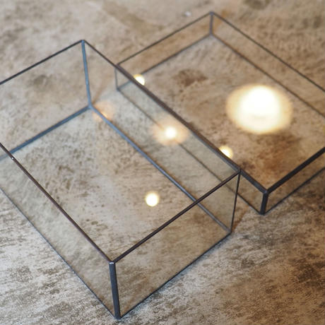 GLASS CASE M