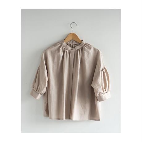 【humoresque】gather short sleeve