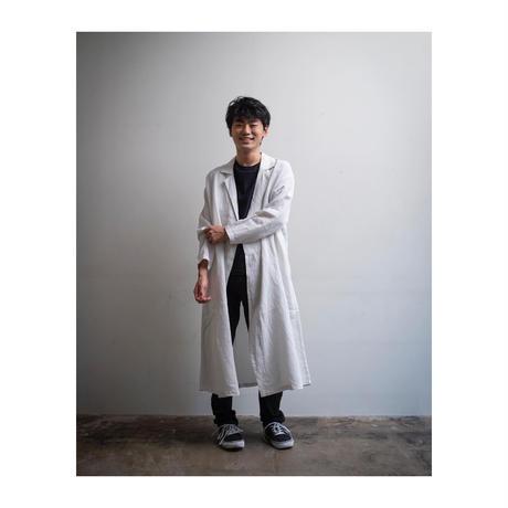 【予約販売】grissouris Linen coat