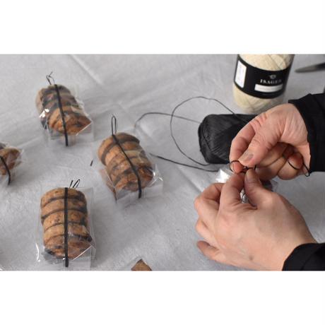 ISAGERのコットン糸
