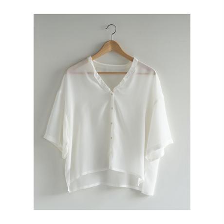 【humoresque】ripple blouse