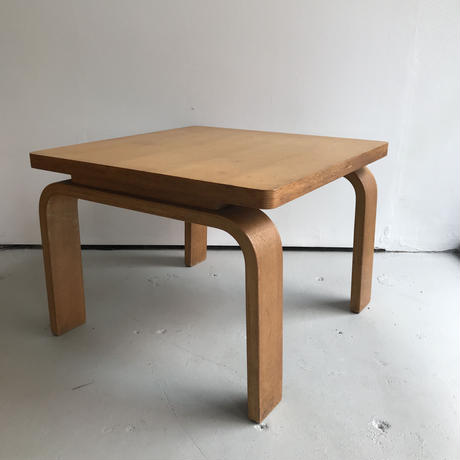 "天童木工 ""Sala"" side table / 1970s"