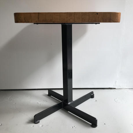 "Small Table / Used at  ""Les arcs"""