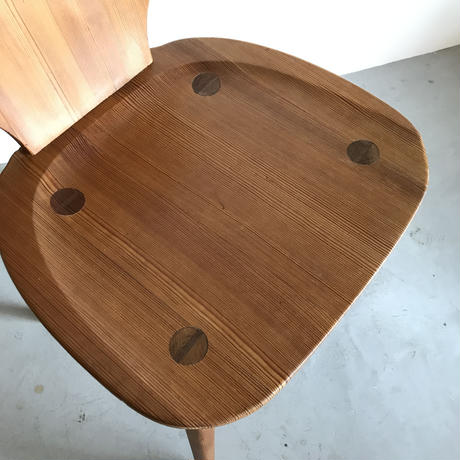 """Sorgarden"" Chair for Svensk Fur / Carl Malmsten / ca.1960"