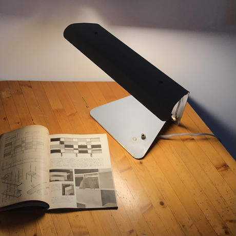 Desk Lamp ( for Philips )/ Charlotte Perriand / ca.1960