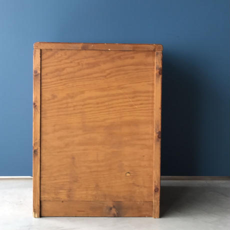 """Side Cabinet for """"Les Arcs"""" / Charlotte Perriand / 1970s"""