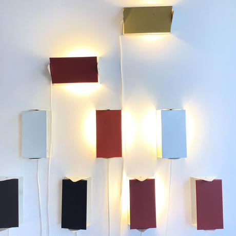 "ANVIA Wall Lamp ""model7013""- RED1"
