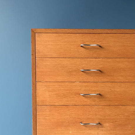 """4 Drawers Chest """"No.4701"""" / George Nelson / Herman Miller"""