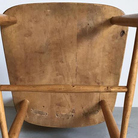 Swedish Dining Chair-2/ ca.1960
