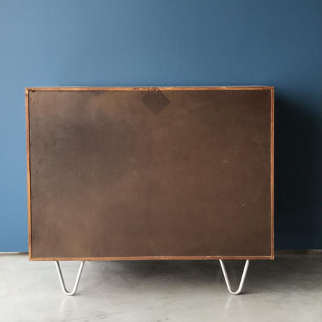 3 Drawers Wide Chest / George Nelson / Herman Miller