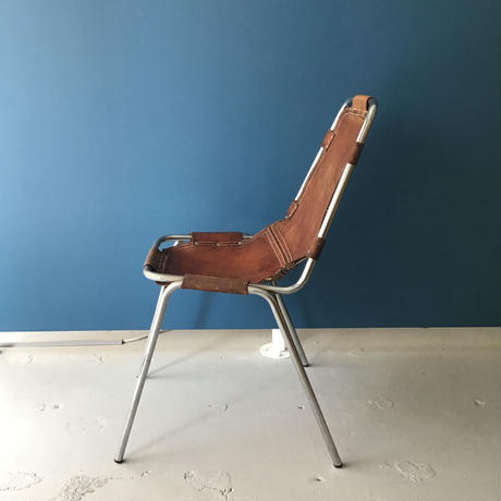 Leather Chair (Les arcs chair)-2