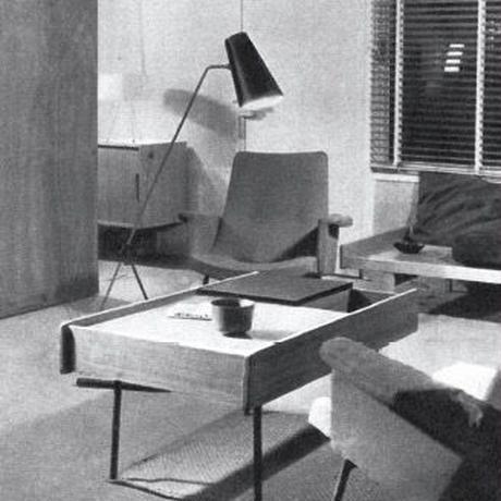 """G21"" Floor Lamp (Re-Edition)/ Pierre Guariche"