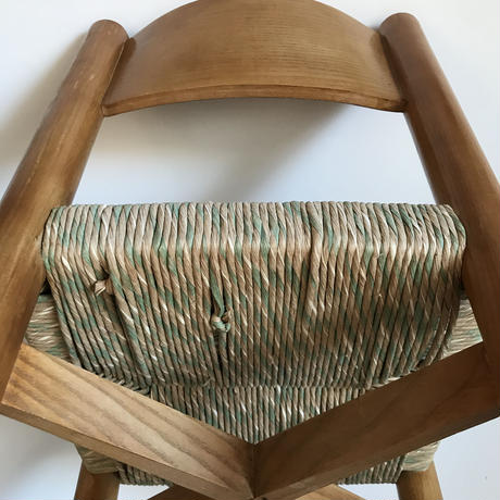 "Meribel Chair  (""Galerie Steph Simon"" Edition)/ Charlotte Perriand / ca.1960"