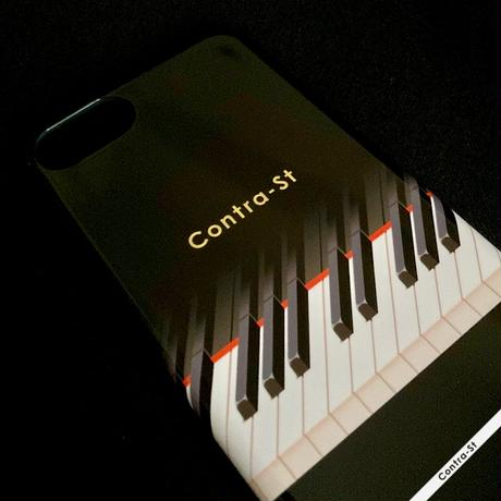カバー型iPhoneケース[ピアノ]11pro / X / XS / 8 / 7 / 6 / 6s / SE(第2世代)