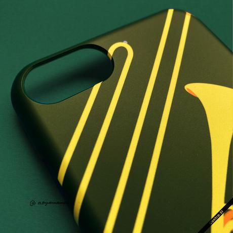 カバー型iPhoneケース[トロンボーン]11 / 11pro max / XR / XS max / 8plus / 7plus/ 6plus