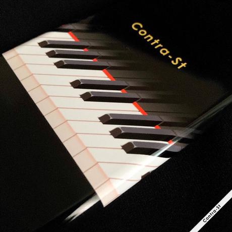 カバー型iPhoneケース[ピアノ]11 / 11pro max / XR / XS max / 8plus / 7plus/ 6plus