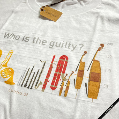 Who is the guilty? Tシャツ