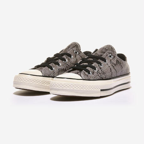 CT70 NEW SNAKE SKIN LEATEHR(レザー)LOW CUT 170104C
