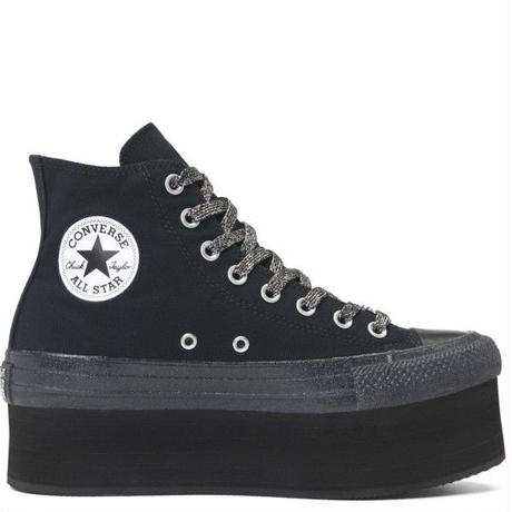 ALL STAR PLATFORM MILEYCYROUS  BLACK 562241C