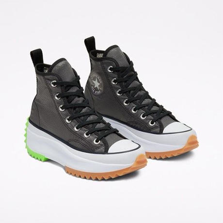 RUN STAR HIKE GHOST GREEN HI CUT 167852C