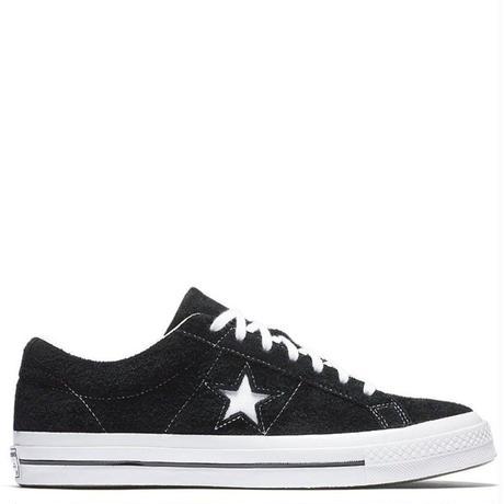 ONE STAR PREMIUM SUEDE BLACK 158369C