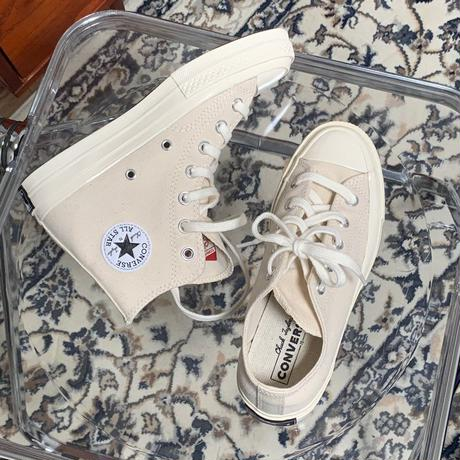 CT70 NATURAL IVORY LOW CUT 162211C